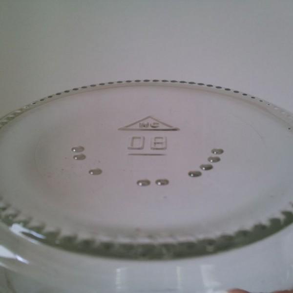 Boden Honigglas 500 g ohne Deckel