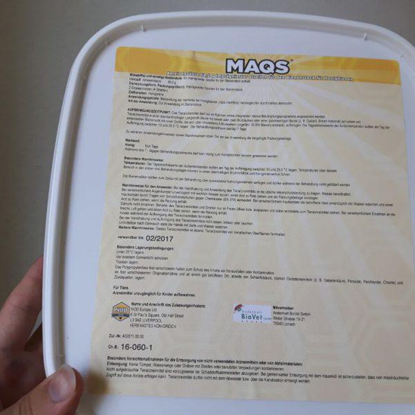 MAQS von BASF