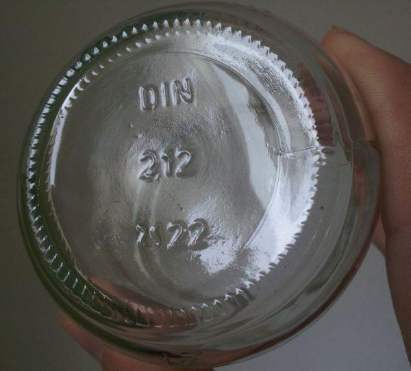 Boden Honigglas 250 g ohne Deckel