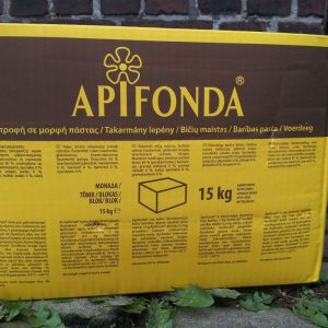 Apifonda Futterteig zum Auffüttern von Bienenvölkern