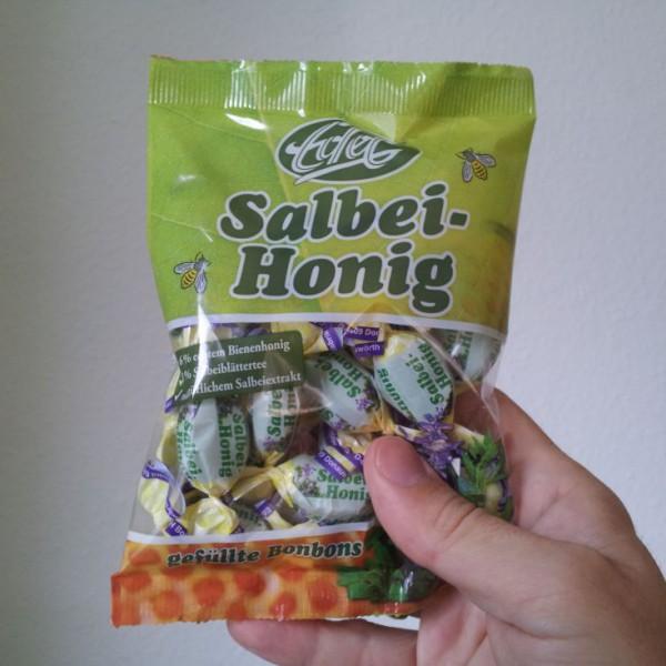 Salbei Honig Bonbon aus Deutschland