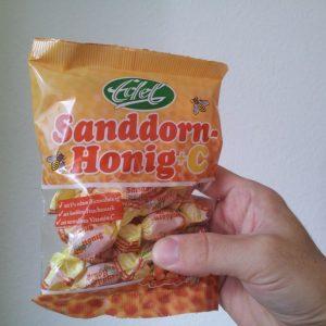 Honig Sanddorn Bonbons