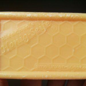 Geprägte Honigseife 100g