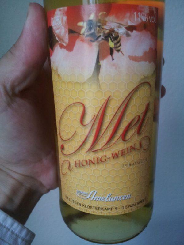 Honig Met aus Deutschland