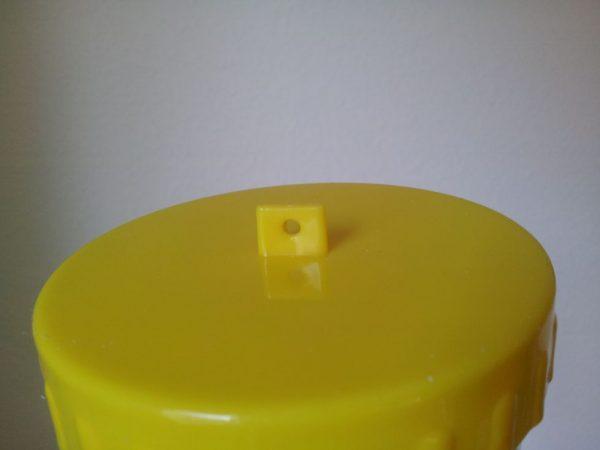 Wespenfalle Aufhänger für eine Hängemontage