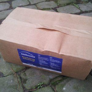 ambrosia von Nordzucker im 15 kg Karton