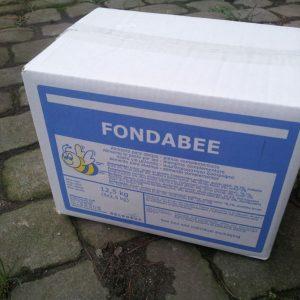 5 x 2,5 kg FONDABEE im Karton