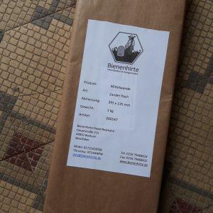 MW Zander flach hergestellt in Deutschland