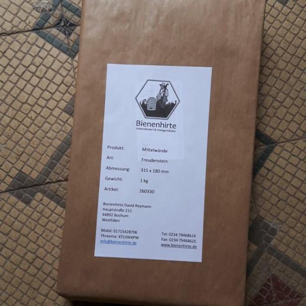 Freudenstein mit Zellmaß 5,4 mm