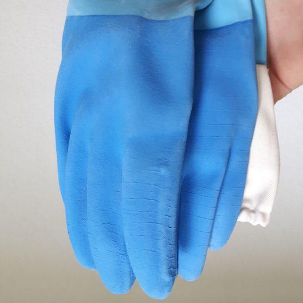 Imkerhandschuh fest aus Latex-Gewebe