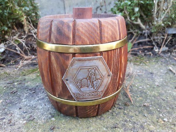 Schmuckverpackung für Honiggläser