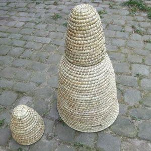 Bienenkorb 2.0 mit Brutkorb und Honigkorb