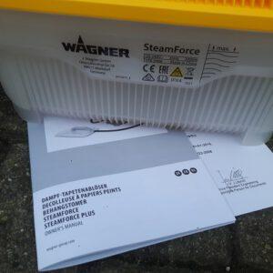 Wagner Wasserdampfer für Wachsgewinnung